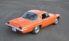 '68 Mazda Cosmo 110S L10A/B