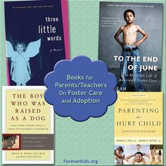 Case For Character | 30 Books For Foster Care & Adoption: From Children's…