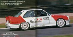 1991 E30 M3