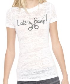 50 Shades of Grey Laters Baby Inspired by NorthwindThreads, $19.99. For jenn