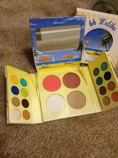 Bh Malibu makeup palette