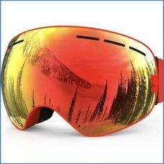 14ab281a5289 Zionor Snowmobile Snowboard Skate Ski Goggles Snowboard Goggles