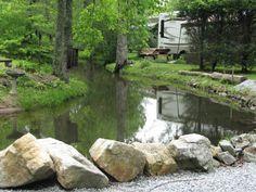 Riverbend RV Resort - Lake Toxaway, NC