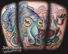 Cuttlefish Tattoo