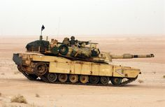 Usa tanks   Основной Американский танк АБРАМС-M1A2.