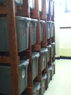 1000 Ideas About Tote Storage On Pinterest Basement