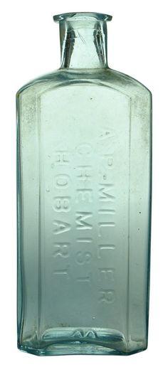 Auction 26 Preview | 703 | Miller Hobart Chemist Prescription Bottle