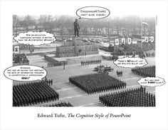 Edward Tufte: Books - Essay: The Cognitive Style of Powerpoint