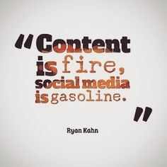 Authentic content sets up an even bigger flame to scale!