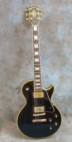 The Top 10 Greatest Gibson Guitars of All-Time 1954 Gibson Les Paul Custom