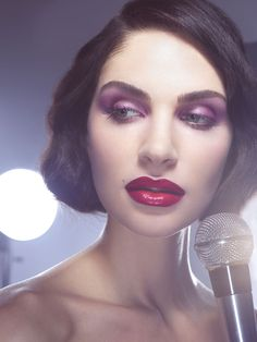 Dior beauty editorial for Luxure Magazine  #beauty #dior #model #makeup