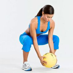 15 Minutes to Flatter Abs - Blast 130 calories and beat belly fat while you tone head to toe. Fitnessmagazine.com