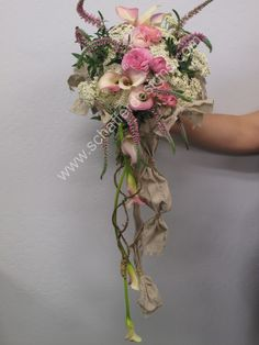 Bridal Design We Created For Our Wedding Workshop TODAYS BOUQUETS FLOWERS TO WEAR At Bouquet FlowersSan JoseFloral
