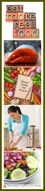 Boost Fertility Health with the Fertility Diet & Fertility Superfoods