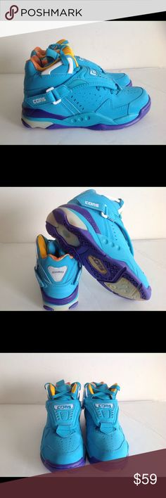 735f9e73d7ca6c Converse aero jam larry johnson hornets Brand new with box no trades Converse  Shoes Sneakers Converse