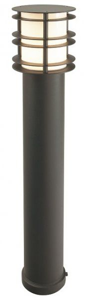 NORLYS Stockholm black steel large bollard - Price: $769.00 AUD