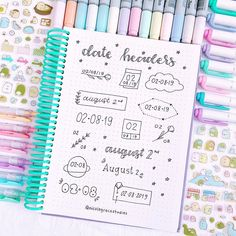 Bullet Journal Headers and Banners That You Need To Try! - Nikola Kosterman - Bullet Journal Headers and Banners That You Need To Try! – Nikola Kosterman Bullet Journal Headers and Banners That You Need To Try! Bullet Journal Inspo, Bullet Journal Titles, Bullet Journal Banner, Journal Fonts, Bullet Journal Notebook, Bullet Journal Aesthetic, Bullet Journal School, Bullet Journal Header Fonts, Bullet Journal Writing Styles