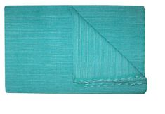 Cotton Beadspreads and sofa throws, fair trade, hand woven in India for Chandni Chowk.