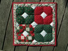 11 Little Quilt of Love #7 by Alphenquilts, via Flickr