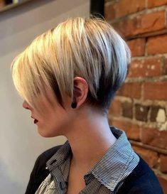 1436c01f15f 33+ Best Short Haircuts for 2019 - Styles Art Cute Short Haircuts