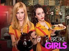 2 Broke Girls: entrevue avec Kat Dennings (Max) - TVQC | TVQC
