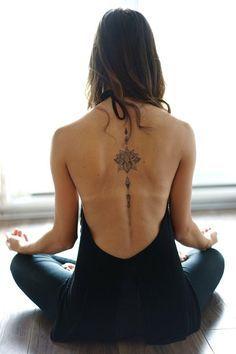 Tattoo rücken sonne ideen                                                                                                                                                                                 Mehr