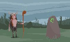 Video game concepts / Pixel Art on Behance