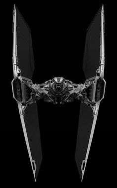 concept ships: Spaceship by Travis Bourbeau