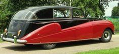 Rolls Royce 1956 by Freestone & Webb (chassis FLW26)