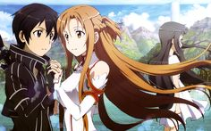 #4k wallpaper sword art online (4053x2537)