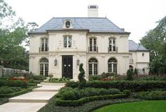 My fave - French Chateau!