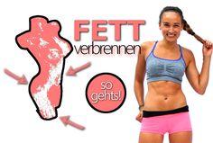 Abnehmen an Fett - Hartnäckiges Fett verbrennen - Anleitung zum garantie...