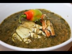Here's how we make callaloo in the Caribbean using a recipe from Trinidad and Tobago