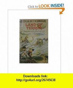 Land of Terror Edgar Rice Burroughs, Frank Frazetta ,   ,  , ASIN: B000FWAVHA , tutorials , pdf , ebook , torrent , downloads , rapidshare , filesonic , hotfile , megaupload , fileserve