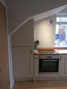 Boiler cupboard idea