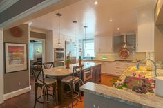 Kitchen | Falls Church, Virginia | Ballard Mensua Architecture