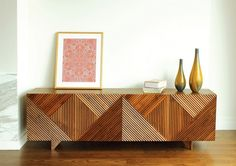 This patchwork reminds us springtime | Modern Cabinets |  Contemporary Cabinets | Modern Buffet | Sideboard Cabinet | Spring Trends| For more inspirational ideas take a look at: www.bocadolobo.com