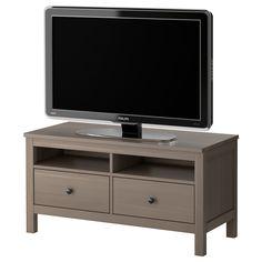 HEMNES Tv-meubel - grijsbruin - IKEA