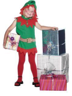 Elf Toddler Costume | Smiffy's AUS