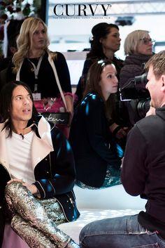 #curvy is #sexy 2014_01 / #fashionweek #berlin #fair #curvyissexy #tradefair #style #trends #plussize #glamour #fashion @harpersbazaarge @victoriassecret  @freundinmagazin @lorealparisde @vogue @brigittemagazin @therealoliviap @curvyconnectmag  @fashionweek @curvydivasstyle @elainewiart