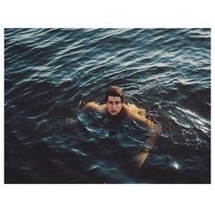 Instagram photo by nashgrier - deep blue x @bryant