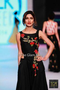 "Zara ShahJahan's extremely original, kitsch collection ""LOVE BUG"" at PFDC Sunsilk Fashion Week #PSFW2014"