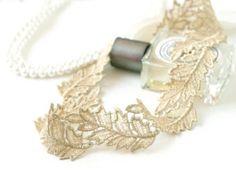 Wunderschöne GOLD sash Brautjungfer Geschenk Sash von MuseBell