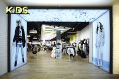 River Island Store by Unibox Retail, Gateshead – UK » Retail Design Blog