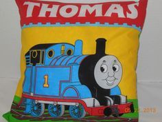 Thomas The Train Pillowcase Mesmerizing Children's Cotton Pillowcase Bedroom Decor Pillow Slip Bedding Decorating Design