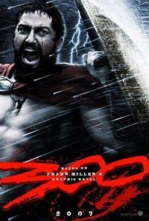 300 - Ancient Greece ~ Good, Gerard Butler ~ Good, Semi-naked Gerard Butler through the entire film ~ GOOD!!!!