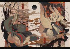Character Art, Character Design, Kise Ryouta, Anime Japan, Touken Ranbu, Anime Style, Chinese Art, Manga, Asian Art
