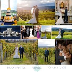 Breaux Vineyard Wedding