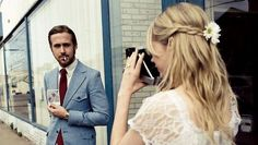 Blue Valentine broke my heart a little.  Or a lot.