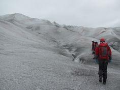 Trekking en el glaci